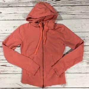 Nike full zip hoodie jacket